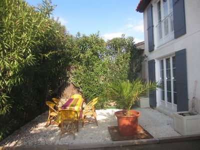 Photo for Collioure - Well situated maisonette 5 minutes from the town center