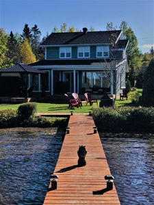 Photo for 3BR Cottage Vacation Rental in Lac-Sergent, QC
