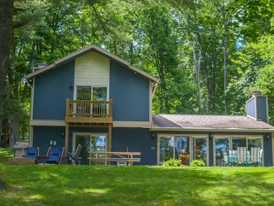 Photo for Lovely 2 Bedroom home on premiere lakefront!