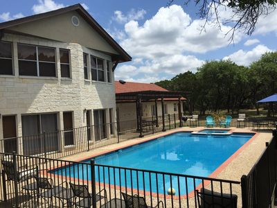 Photo for Spacious Home on 20 acres -Private Pool - Breathtaking Views!