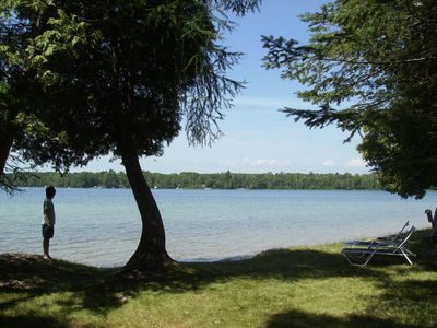 Photo for Birch Lake Cottage, Elk Rapids, Waterfront Property near Traverse City