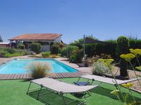 We have stayed in several Gites in France and we feel this is the best.