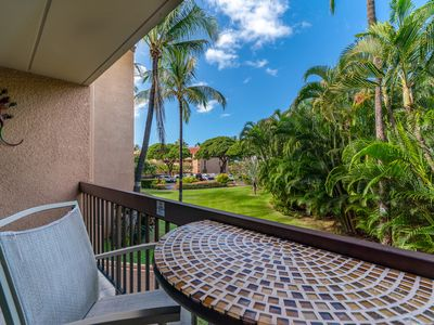 Photo for Remodeled, AC, Across From Stunning Kamaole I Beach