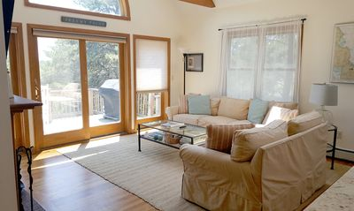Photo for Lovely 4BD Contemporary Cape--A/C, Only 0.8 MI to Bay Beach