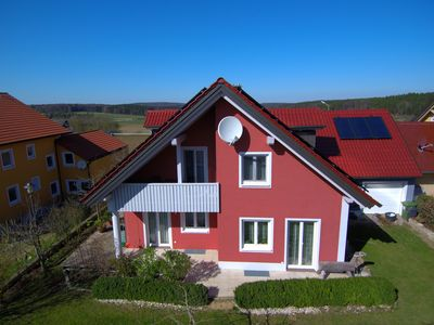 Photo for Your vacation home at the geographical center of Bavaria