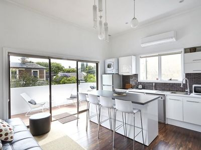 Photo for 1BR Apartment Vacation Rental in South Melbourne, Victoria