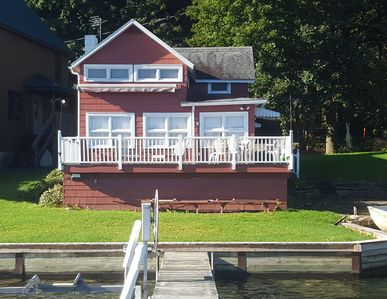 Photo for Comfortable Owasco Lake Cottage for Rent!