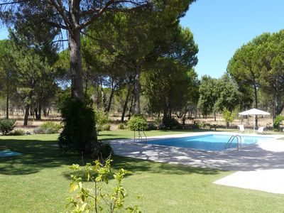 Photo for Ideal villa for family hollidays very quite countryside, Comporta beach nearby
