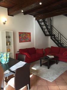 Photo for Elegant apartment in the historic center