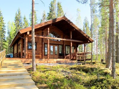 Photo for Vacation home Toijansalmi  in Terälahti, Finland - 7 persons, 3 bedrooms
