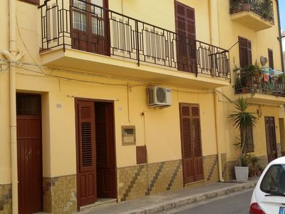 Photo for Apartment Casa di Sina in Balestrate - 4 persons, 2 bedrooms