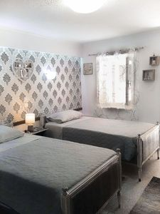Photo for Cozy 2 Bed Studio In Old Town Corfu With Lovely Patio ★★★★★ ~ Free Wifi ~ A/c