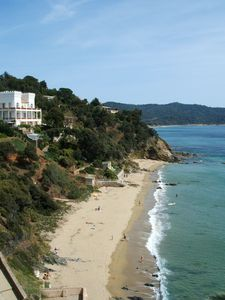 Photo for VAR: Gulf of St Tropez rents at CROIX-VALMER (300 m from the sea)