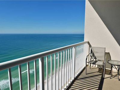 Photo for Majestic 2307 West - Tower I, Beach Chairs, 2 Bedroom, Beach Front, Pool Access, Sleeps 6