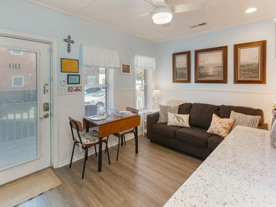 Photo for Picture Perfect Studio, 1st floor, dog-friendly, NEW RENOVATION!