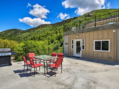 Photo for NEW! Lava Hot Springs Studio 4-Min Walk to Pools!