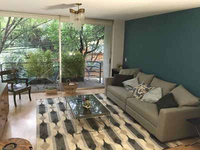Photo for 2BR Apartment Vacation Rental in México D.F., CDMX