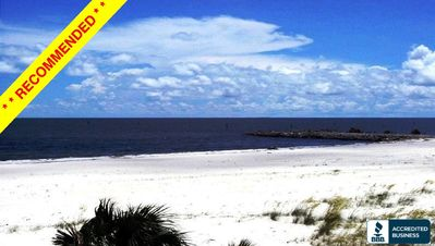 Photo for Direct Beach Front Awesome Views Centrally Located