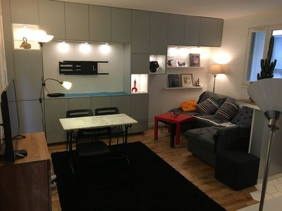Photo for Lovely renovated apartment of 45m² located in the heart of dull