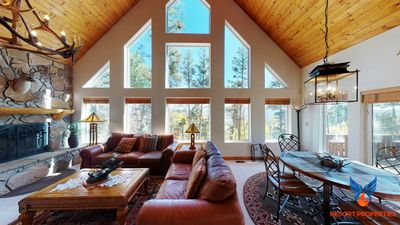 Photo for Cozy Cabin with Wild Life Views! Casa Sierra Blanca