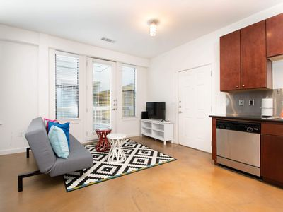 Photo for Centrally Located Studio on Town Lake