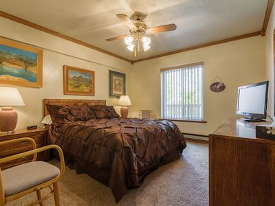 Photo for One Bedroom - Copper Chase 208 - Indoor Pool