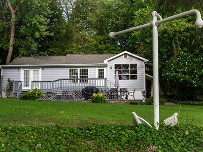 Photo for Lovely Waterfront Cottage Near Annapolis