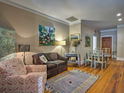 Photo for NEW! Chic Apartment in Historic Downtown Tyron!