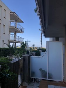 Photo for Cala Josep apartment 50 meters from the beach!  Pool, A / C, Wifi and Garage