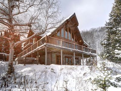 Photo for Chalet Navajo 4 bedroom 10 people Mont Tremblant Region