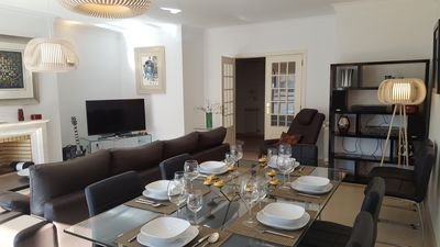Photo for Cascais, modern and comfortable design apartment 500 meters from the sea -Free wifi