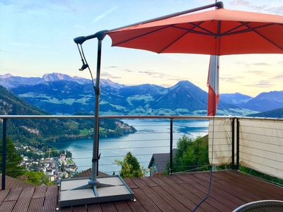 Photo for Mini villa directly to Rigi train and Rigi very good for hiking, swimming, wellness