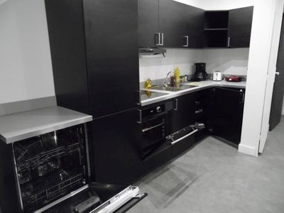 Photo for 2BR Apartment Vacation Rental in Rouen
