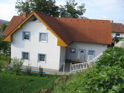Photo for Holiday house with 2 apartments