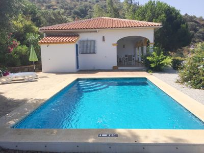 Photo for Villa La Frasca with private pool for 4 people and beautiful sea views