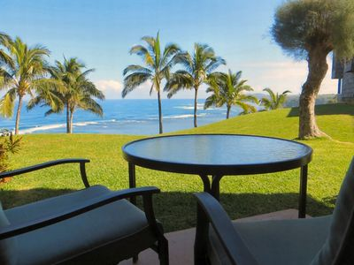 the view from your lanai...