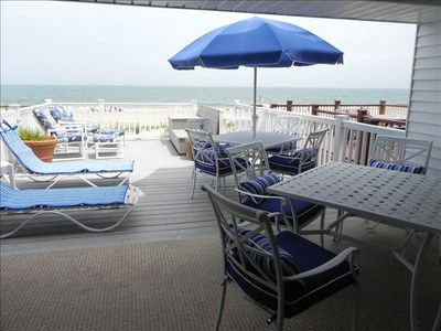 Photo for Oceanfront Townhouse! 78th-79th Streets