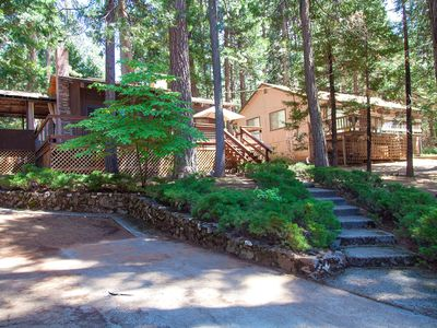 Photo for Relaxing, Cozy Home Among The Pines Near Twain Harte.