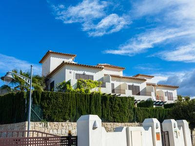 Photo for Attached holidayhome at 5 minutes driving from the beach and Benidorm