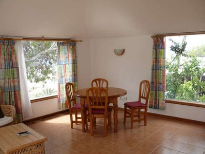 Photo for Villa EDENITA A in Uga for 8 persons with shared pool, terrace, garden, views to the ocean, views of the volcanoes, WIFI on the go and less than 4000m to the sea
