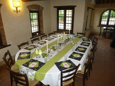 Photo for 7BR Villa Vacation Rental in Serravalle Pistoiese, Toscana
