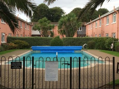 Photo for 49 New Esplanade Court - Sea front apartment in Paignton, Devon