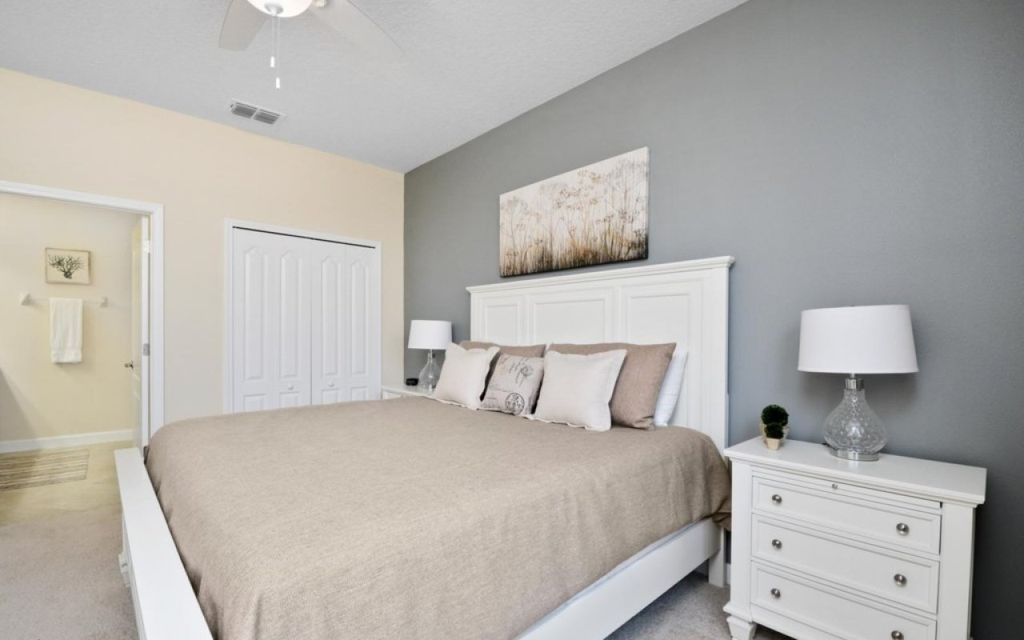 Championsgate 420 - Modern villa with pool, game room & themed bedrooms
