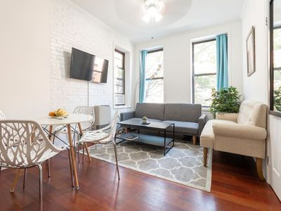 Photo for Prime East Village *Sunny & Spacious* 2BR Flat