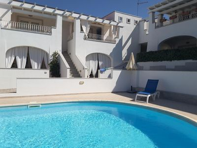 Photo for NEW NEW !! GROUND FLOOR, POOL VIEW, NEAR BEACH IN THE HEART OF THE VILLAGE