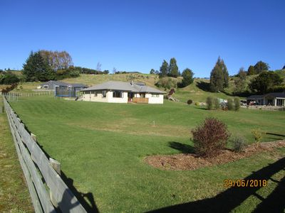 Photo for Modern, Tranquil,Country View,Free Wifi,Group Friendly & Sky Sports
