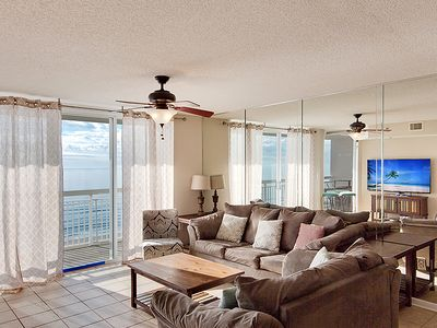 Photo for Luxury 4 bedroom oceanfront condo in NMB!