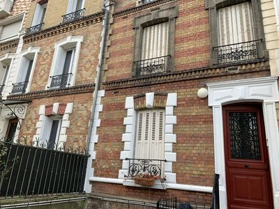 Photo for apartment in charming Townhouse Boulogne