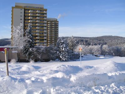Photo for Apartment for 4 people, with indoor pool in WEG Panoramic Hohegeiß-Braunlage