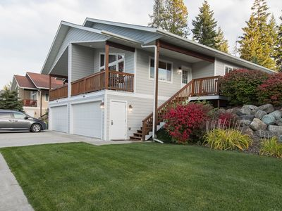 Photo for Ski Whitefish at this comfy home near downtown & the Whitefish Mountain Resort